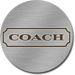 Coach - an American leather goods company famous for its handbags and many other accessories