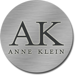 Anne Klein - an American fashion designer famous in her sportswear and apparel label